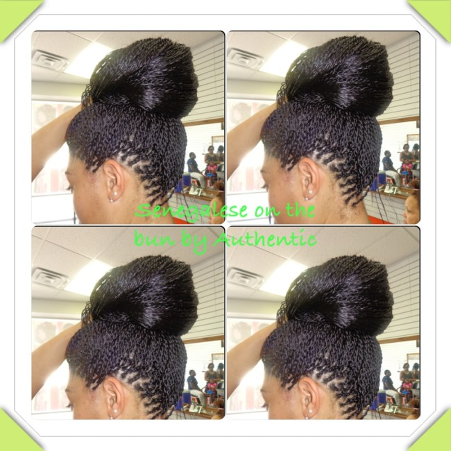 Senegalese Twists $190