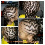 Kids' ZigZag Corn Rows
