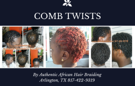 Comb Twists