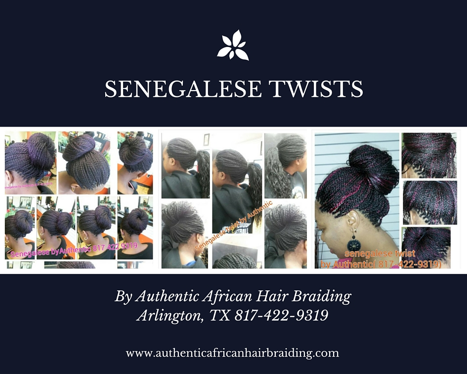 Senegalese-Twists